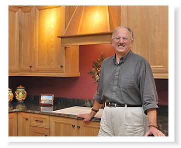 Dennis Serge, Showroom Manager, Kitchen Views at National Lumber