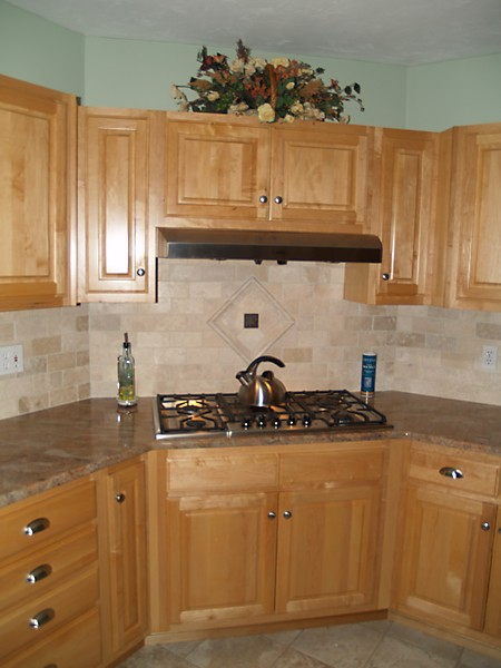 Kitchen Remodeling Near Completion