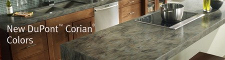 Corian New Colors