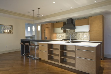 Mandarin Teak Kitchen