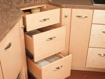 Merillat CornerStore Storage Cabinets