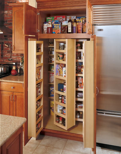 Small Kitchen Designs That Work – Storage & Organization Solutions ...