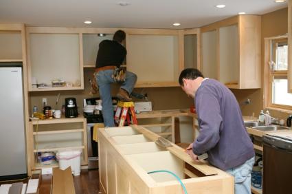 Kitchen Cabinet Installers On Kitchen Cabinet Installer