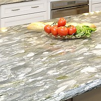 Granite Countertop on Island
