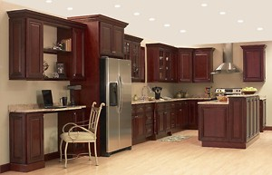 Maple Kitchen Cabinets from Greenfield