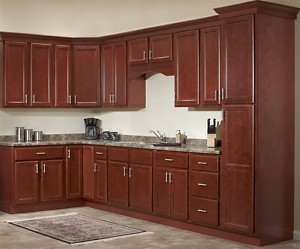 JSI Cabinetry's Madison Craftsman Wood Cabinets