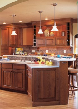 two level kitchen island designs finding the right kitchen island kitchen views 8606