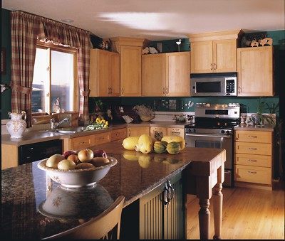 Dynasty by Omega Kitchen Cabinets