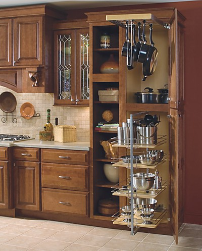Schrock Pantry Storage Cabinets