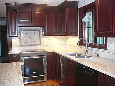Acton, MA kitchen designed by Diane Hersey