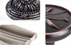 Berenson Artisan Style decorative hardware