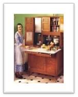 Typical kitchen 1920-1930
