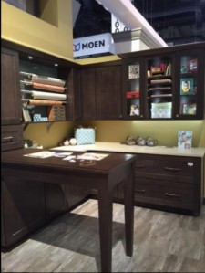 craft area cabinetry