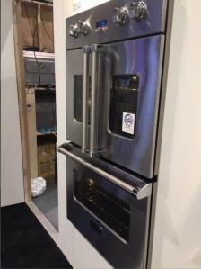 Viking Professional French-Door Double Wall Oven