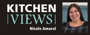 Nicole Amaral, Kitchen Views Designer